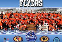 Philadelphia Flyers Hockey !! / by Jenn Lardani
