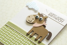 Cricut and Papercrafting Ideas / by Joy Loos