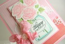 Cards I like / by Donya Stewart