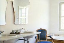 Bathroom  / by Heidi Semler Interior Design