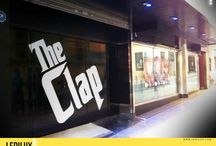 Pub THE CLAP / by LEDILUX Iluminación