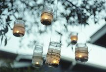 Home: Canning Jars / by Christina Sheehan