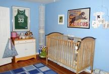 Cute & Easy DIY Nursery Furniture / by Angie Wynne