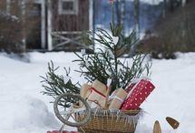 Christmas * Country Style / by J A N E T * S L A B O S Z - G R I G G S