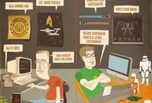 Geeks and Nerds / by Suze