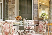 Outdoor spaces / by Judi Riddell
