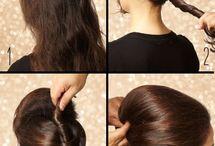 Hair / by Sarah Montemayor