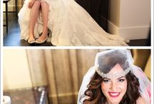 Bridal Headpieces/Veils / by Robyn Rachel Photography