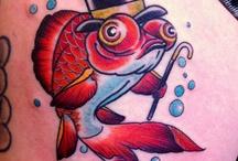 tattoos / by Christian Liero