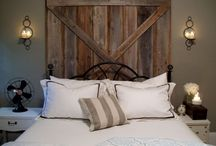 Headboard / by Suzanne Bach