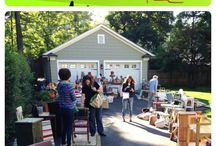 Yard Sale Ideas / by Teresa Plumley