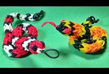 Loom creations for kids :) / by Courtney Blazo