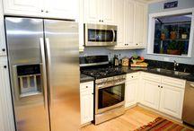 Kitchen Re-Do / by Karyn HW