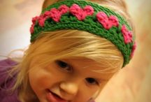 hairbands  etc. / by Sonja