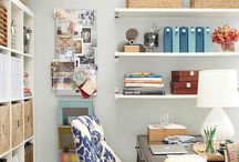 Offices / by Allison Hepworth {House of Hepworths}