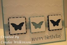 Birthday cards / by Christine Tuff