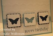 Birthday cards / by Christine Tuff