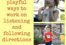 Joyland - Toddler Ideas / by Kellie Tatham