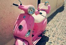 pink / by Mia Bonner