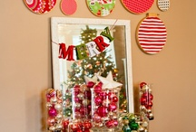 Christmas decoration ideas / by Sandy Stover
