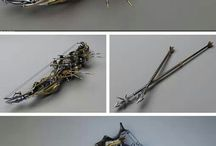 Weapons / by Kelly Miranda