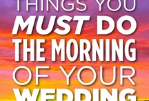 Wedding - Articles and Words / by Casey Zaberdac