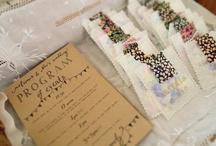 wedding paper goods / by LAURYN MORRIS