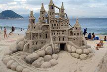 Sandcastles / by Marnie Norris