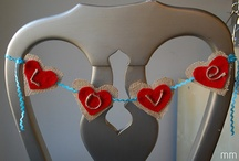 Holidays & Events - Valentines Day / by Stefanie McGill