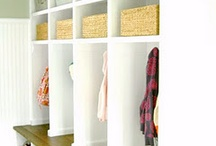Mudroom/Laundry / by Julie Smith