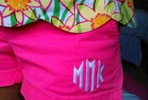 Monograms and Crafts  / by Devin Mitchell