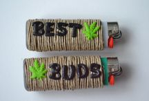 Weed stuff :) / by Casey Martin
