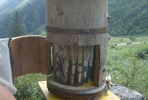 Bee Hives / by Katherine Mikus