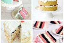 Cakes / by Megan Evans