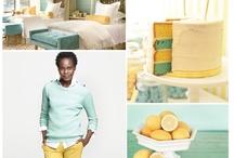 Colour Ideas / by Cassandra Allan