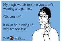 Funny! / by Rachel Hughes
