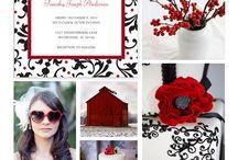 Ebonie  & TJ wedding / by Angella Thompson