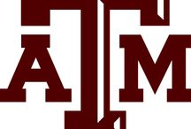 A&M / by Lisa Ball