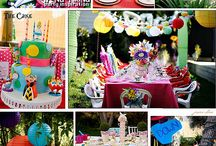 kid party ideas / by Katie Bettis Fisher
