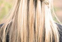 Hair / by niner bakes