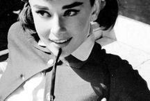 Audrey Hepburn / by Howard Esser