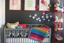 Kid's Rooms / by Traci Johnson