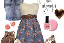 Spring Outfits / by Kaitlin Pearson