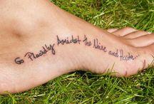 In ink <3 / by Britt Camacho