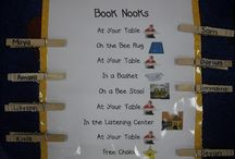Kindergarten Daily 5 / by Megan Elizabeth