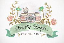 Dusty Rose Inspiration / by Amanda LaMarco