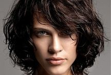 Curly, Bob, Layered Hairstyles / by New Hairstyles 2014