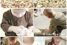 Sensory Play / by Mandy Dillinger