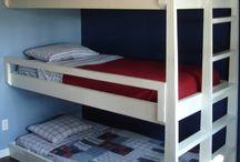 Bedrooms / by Jessica Morgan