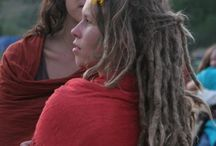dreadlocks, gauges, and accessories / by Meakia Miakinkoff-murzynsky